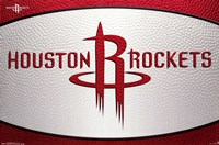 Houston Rockets - Logo 14 Wall Poster