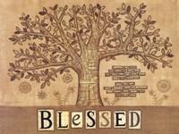 Blessed Tree of Life Fine-Art Print