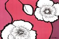 Flowers in Unity - Pink Fine-Art Print