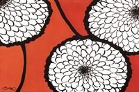 Flowers in Unity - Orange Fine-Art Print