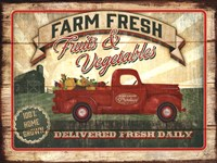 Farm Fresh Produce Fine-Art Print