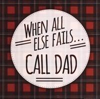 Call Dad Fine-Art Print