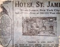 Hotel St James Fine-Art Print