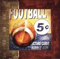 Football Card Time Fine-Art Print