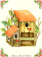 Home sweet home I Fine-Art Print
