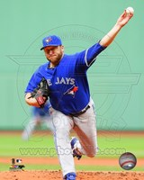 Mark Buehrle 2014 in Action Fine-Art Print