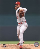 Adam Wainwright 2014 Action Fine-Art Print