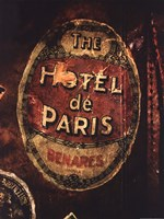 Hotel De Paris Fine-Art Print