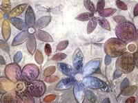 Bright & Happy Flowers Fine-Art Print