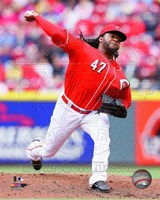 Johnny Cueto 2014 Action Fine-Art Print