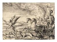 The Greek Gods Mars Fine-Art Print