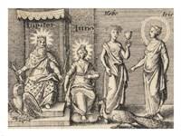 The Greek Gods Jupiter Fine-Art Print