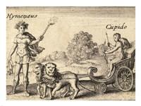 The Greek Gods Hymen Fine-Art Print