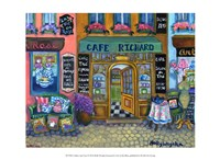 Coffees and Teas Fine-Art Print