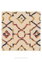 Morocco Tile I Fine-Art Print