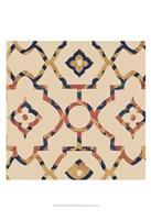 Morocco Tile II Fine-Art Print