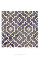 Morocco Tile III Fine-Art Print