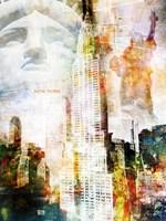 High Above I Fine-Art Print