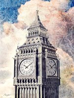 Distressed London Fine-Art Print