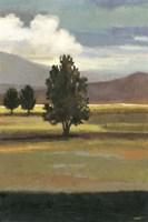 Mountain Range II Fine-Art Print