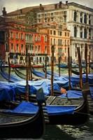 Venetian Canals I Fine-Art Print