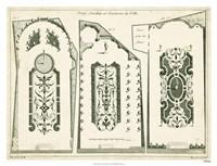 Garden Parterres Fine-Art Print