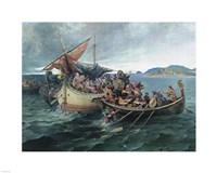 Battle of Svolder Fine-Art Print