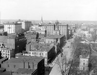 Richmond, Va. Top view Fine-Art Print