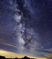 The Milky Way in Serra da Estrela, Portugal Fine-Art Print