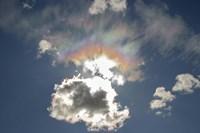 Iridescent clouds, Alberta, Canada Fine-Art Print