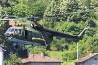 Bulgarian Air Force Mi-17 helicopter, Bulgaria Fine-Art Print