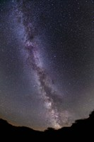 The summer Milky Way in southern Alberta, Canada Fine-Art Print