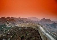 Great Wall of China, Jinshanling, China Fine-Art Print