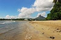 Calm Beach, Tamarin, Mauritius Fine-Art Print