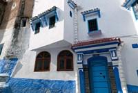 Chefchaouen, Tangeri-Tetouan, Rif Mountains, Morocco Fine-Art Print