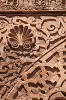 Architectural Detail, Rabat, Morocco Fine-Art Print
