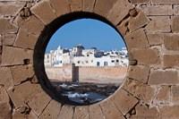 Fortified Architecture of Essaouira, Morocco Fine-Art Print