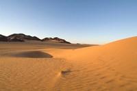 Akakus, Sahara Desert, Fezzan, Libya Fine-Art Print