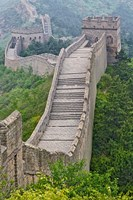Great Wall, Jinshanling, China Fine-Art Print