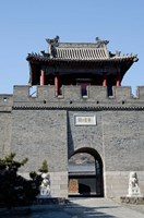 China, Ji Province, Great Wall of China Fine-Art Print