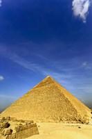 Great Pyramid of Giza, Khufu, Cheops, Cairo, Egypt Fine-Art Print