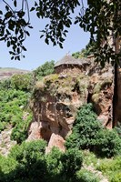 Abbi Johanni rock-hewn church in Tigray, Ethiopia Fine-Art Print