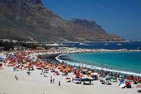 Camps Bay, Cape Town, South Africa Fine-Art Print