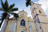 Church of Our Lady of Conception, Inhambane, Mozambique Fine-Art Print