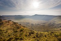 Crater Area, Queen Elizabeth National Park, Uganda Fine-Art Print