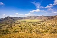 Crater, Queen Elizabeth National Park, Uganda Fine-Art Print