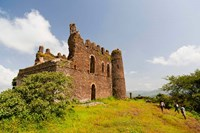 Guzara Castle between Gonder and Lake Tana, Ethiopia Fine-Art Print