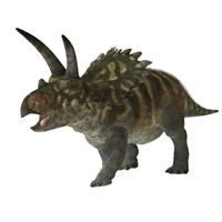 Coahuilaceratops dinosaur Fine-Art Print