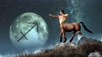 Sagittarius is the ninth astrological sign of the Zodiac Fine-Art Print
