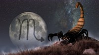 Scorpio is the eighth astrological sign of the Zodiac Fine-Art Print